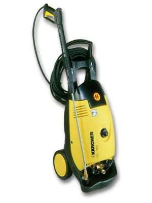 Cold water elec powered high pressure washers - Karcher hd 650 ...